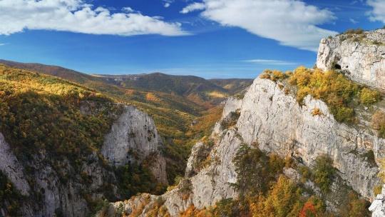 Экскурсия Большой каньон - застывшая сказка Крыма по Севастополю