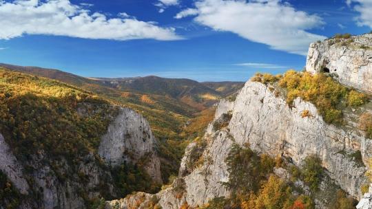 Экскурсия Большой каньон - застывшая сказка Крыма по Любимовке