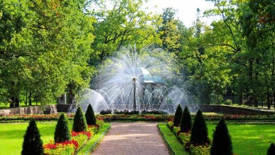 Экскурсия Велопрогулка: Императорский Петергоф в Санкт-Петербурге