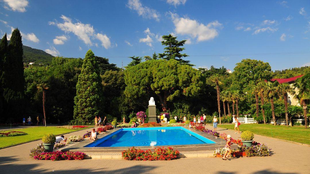 Экскурсия в Никитский Ботанический Сад - фото 7