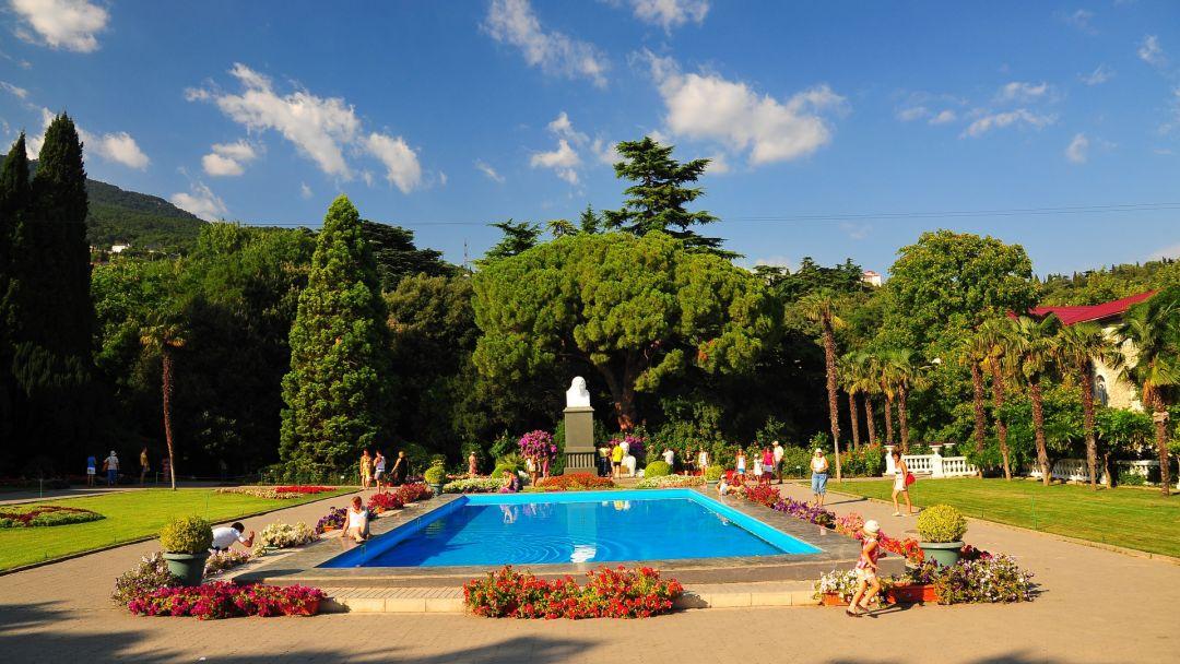 Экскурсия в Никитский Ботанический Сад - фото 6