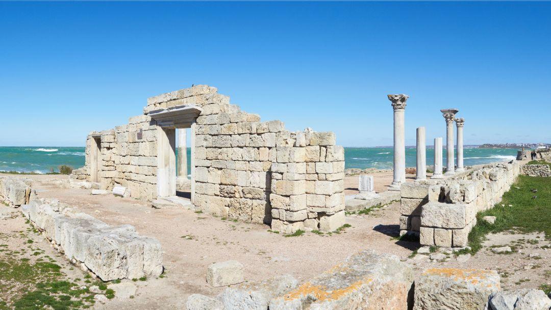 Экскурсия Путешествие в прошлое - Античный Херсонес