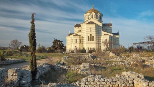 Путешествие в прошлое - Античный Херсонес - фото 2