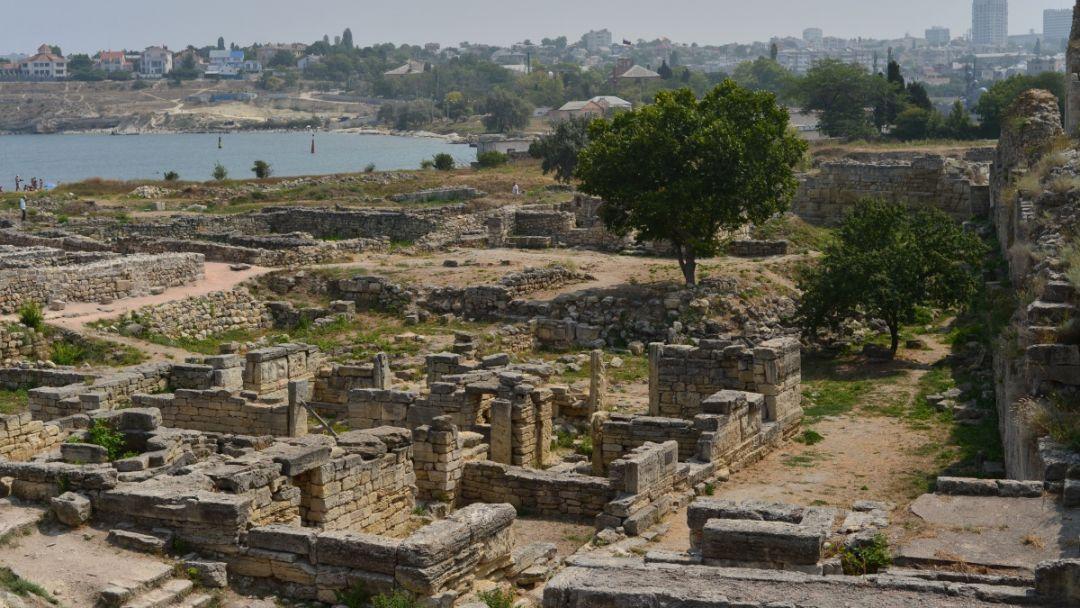 Путешествие в прошлое - Античный Херсонес - фото 7