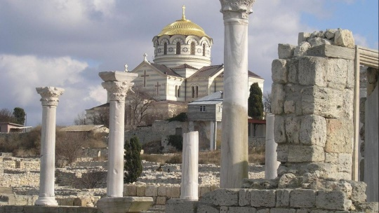Экскурсия Золотые купола Севастополя по Севастополю