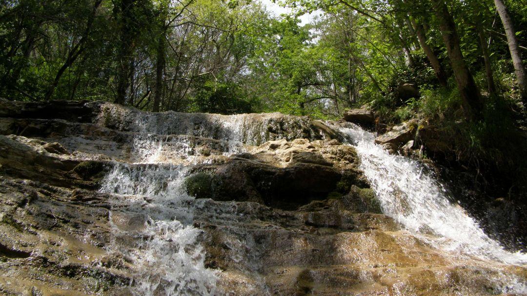 Водопады реки Пшада - фото 3