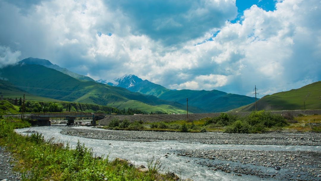 Водопады реки Пшада - фото 7