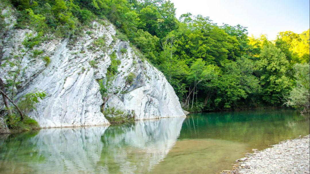 Экскурсия Орлиная скала. Долина реки Шапсухо.