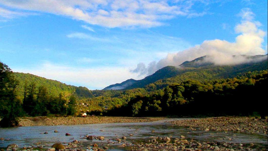 Экскурсия Изумрудная долина реки Аше