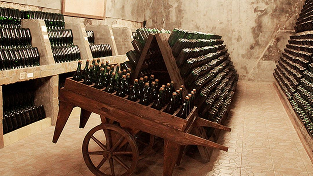 Абрау-Дюрсо - родина Российского шампанского - фото 2