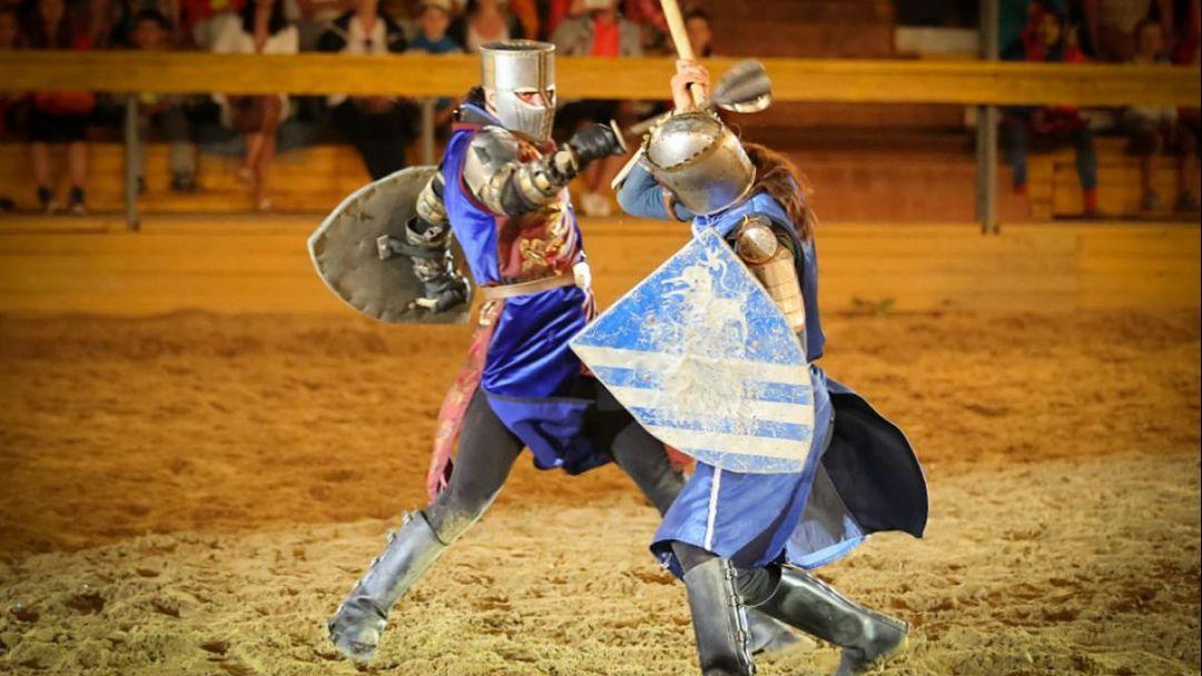 Экскурсия Рыцарский турнир в замке