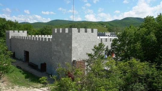 Рыцарский турнир в замке  - фото 7
