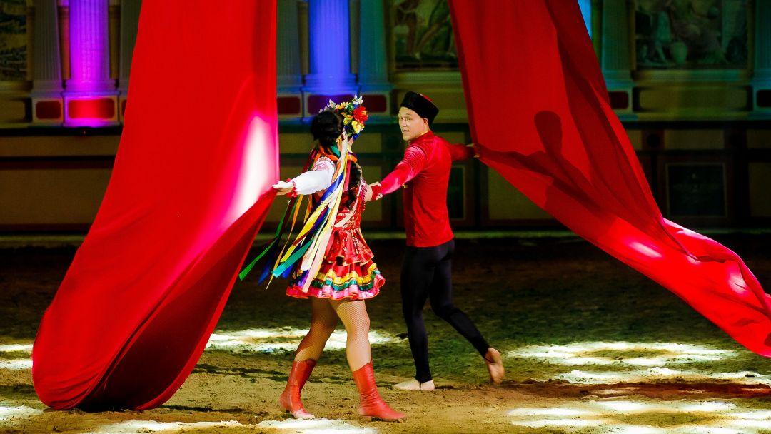 Экстрим шоу Свадьба в Малиновке - фото 2