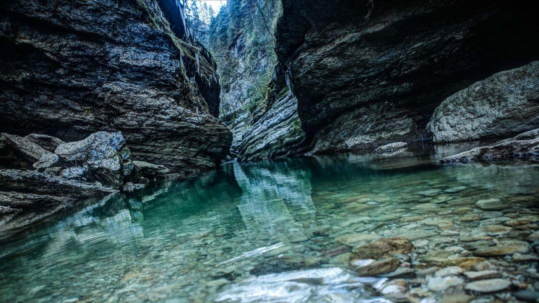 Экскурсия Апшеронский район. Гуамское ущелье