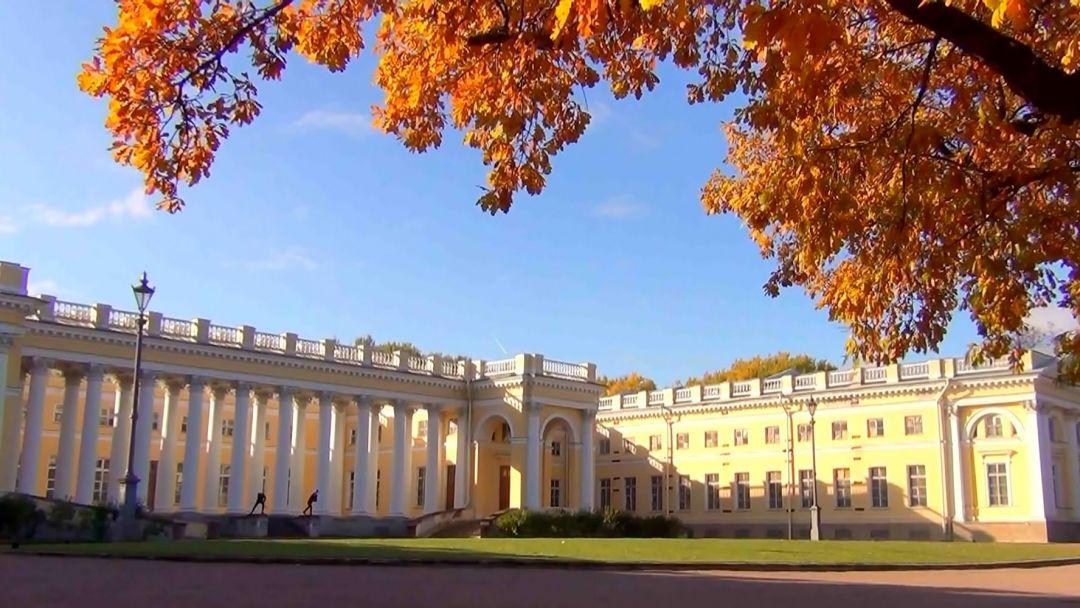 Пушкин (Царское Село) - Павловск (Екатерининский дворец, Янтарная комната и Павловский дворец) - фото 8