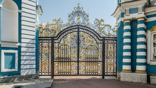 Вечерний Пушкин (Царское Село) с посещением Екатерининского дворца и Янтарной комнаты - фото 2