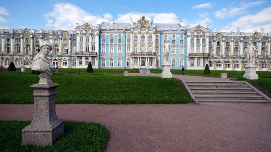 Вечерний Пушкин (Царское Село) с посещением Екатерининского дворца и Янтарной комнаты - фото 3