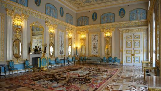 Вечерний Пушкин (Царское Село) с посещением Екатерининского дворца и Янтарной комнаты - фото 7