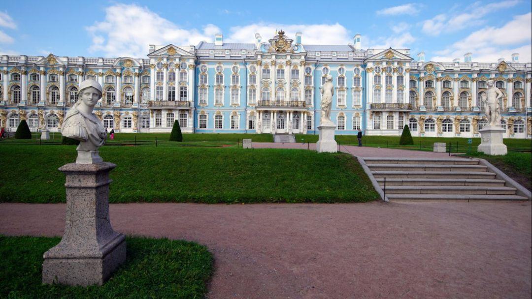 Пушкин (Царское Село) с посещением Екатерининского дворца и Янтарной комнаты - фото 2