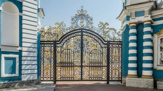 Пушкин (Царское Село) с посещением Екатерининского дворца и Янтарной комнаты - фото 5