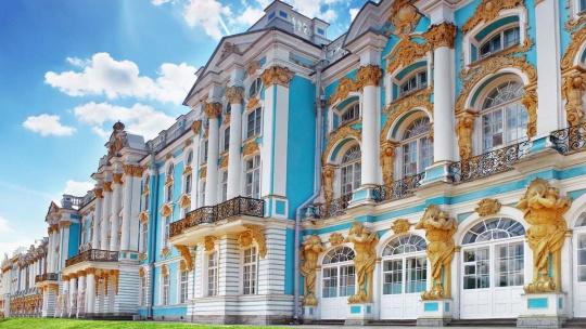 Пушкин (Царское Село) с посещением Екатерининского дворца и Янтарной комнаты - фото 6