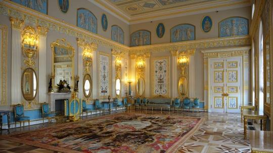 Пушкин (Царское Село) с посещением Екатерининского дворца и Янтарной комнаты - фото 7