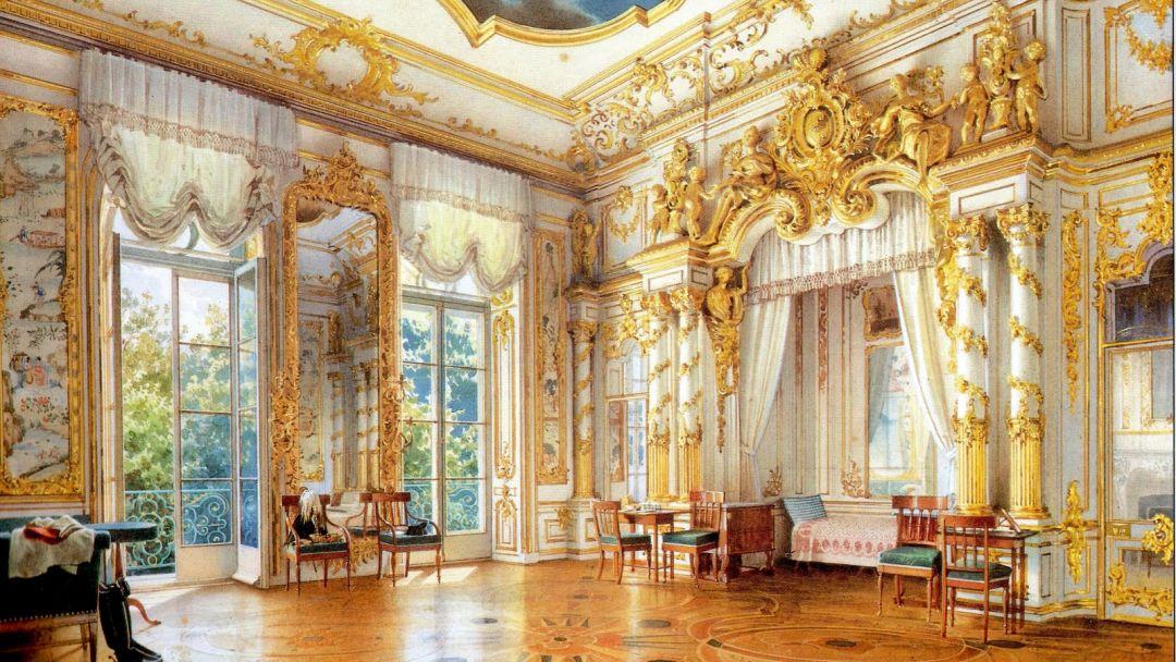 Пушкин: Царскосельский Лицей, Екатерининский дворец и Янтарная комната - фото 2