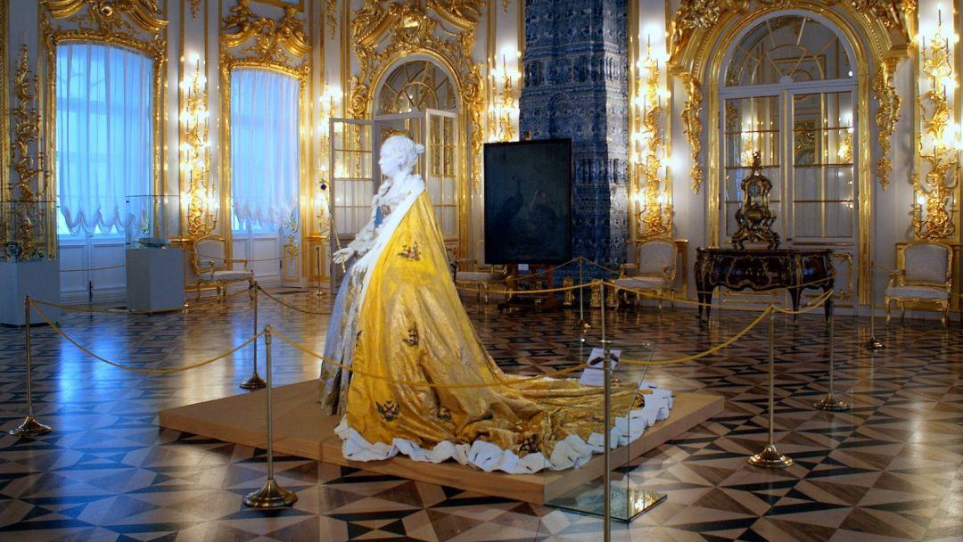 Пушкин: Царскосельский Лицей, Екатерининский дворец и Янтарная комната - фото 4