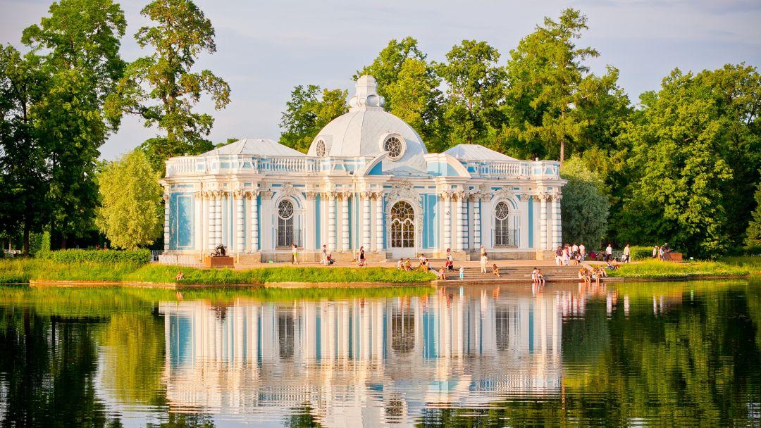 Пушкин: Царскосельский Лицей, Екатерининский дворец и Янтарная комната - фото 5