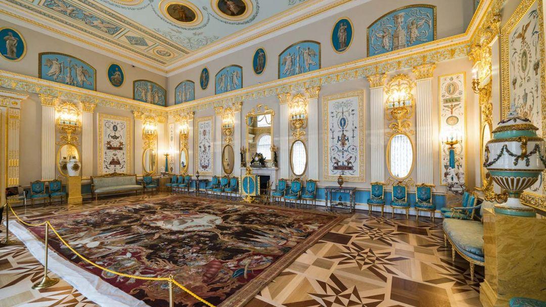 Пушкин: Царскосельский Лицей, Екатерининский дворец и Янтарная комната - фото 6
