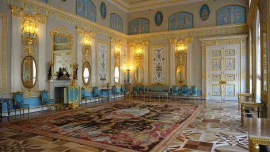 Пушкин: Царскосельский Лицей, Екатерининский дворец и Янтарная комната - фото 8
