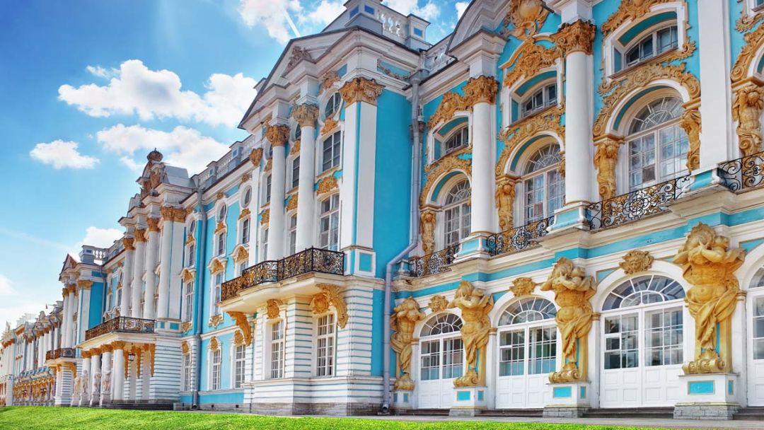 Пушкин: Царскосельский Лицей, Екатерининский дворец и Янтарная комната - фото 9