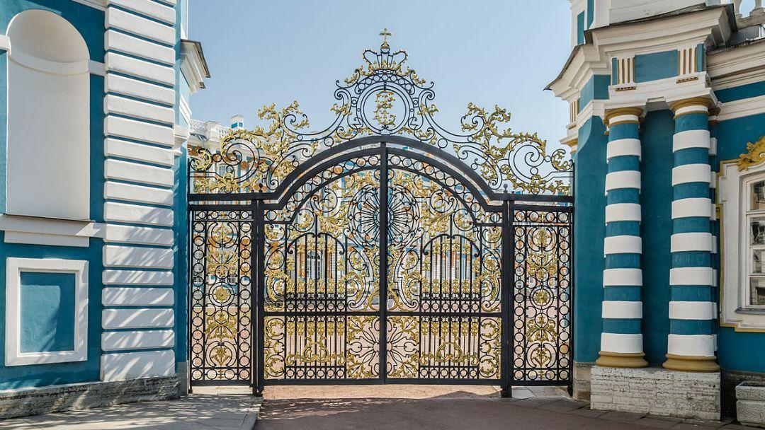 Пушкин: Царскосельский Лицей, Екатерининский дворец и Янтарная комната - фото 10