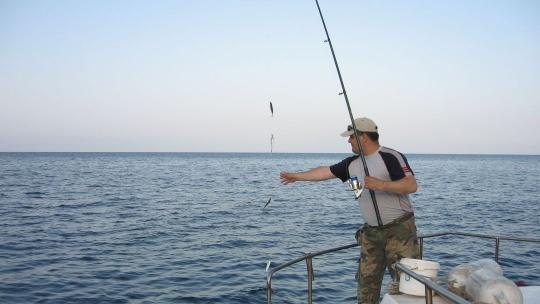 Рыбалка в Балаклаве - фото 3