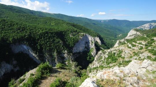 Большой каньон Крыма - фото 2