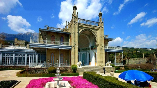 Экскурсия Комплекс дворцов