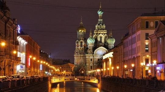 Экскурсия Ночной Петербург с посещением Петропавловской крепости и водная прогулка в Санкт-Петербурге