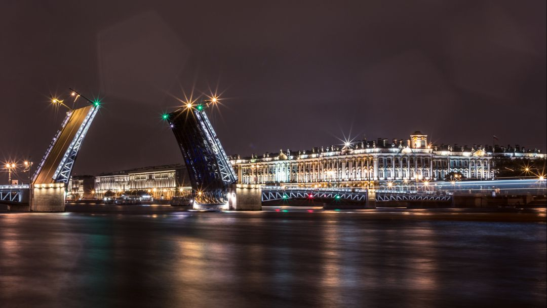 Ночной Петербург с посещением Петропавловской крепости и водная прогулка - фото 2