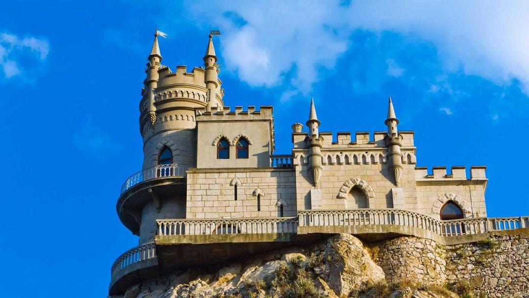 Морская прогулка на катере к замку Ласточкино гнездо - фото 3