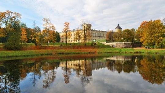 Экскурсия Гатчина в Санкт-Петербурге