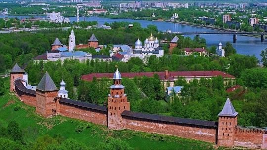 Экскурсия Экскурсия в Новгород в Санкт-Петербурге