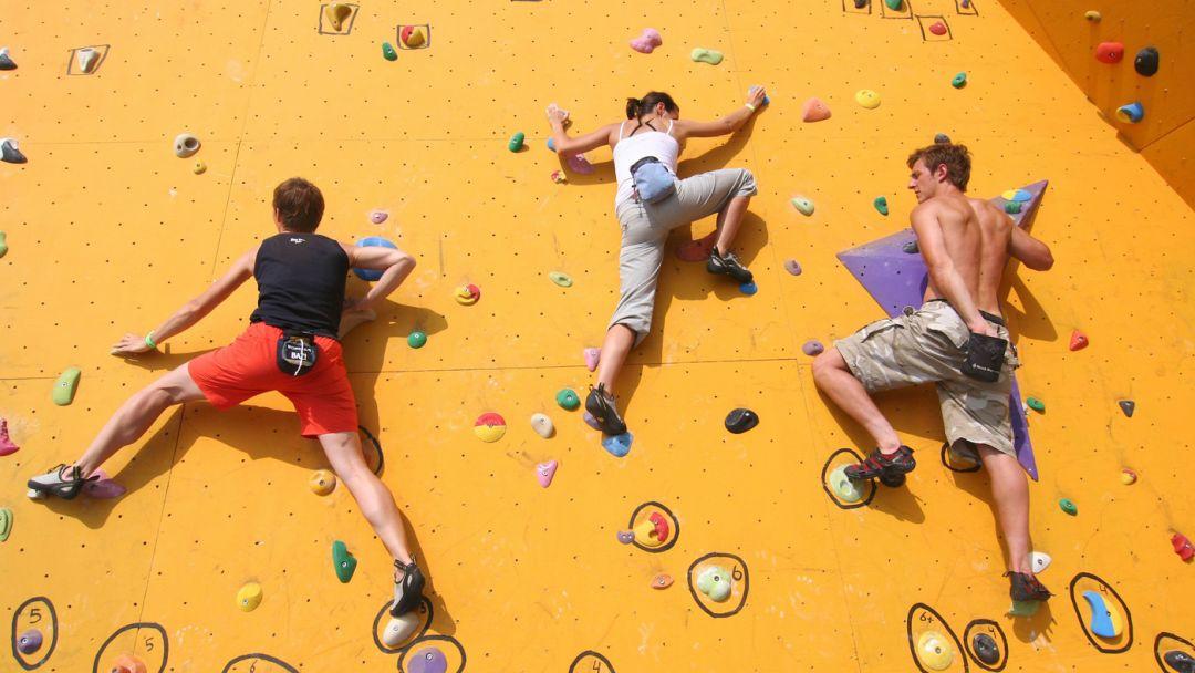 Скалолазание для детей - фото 3