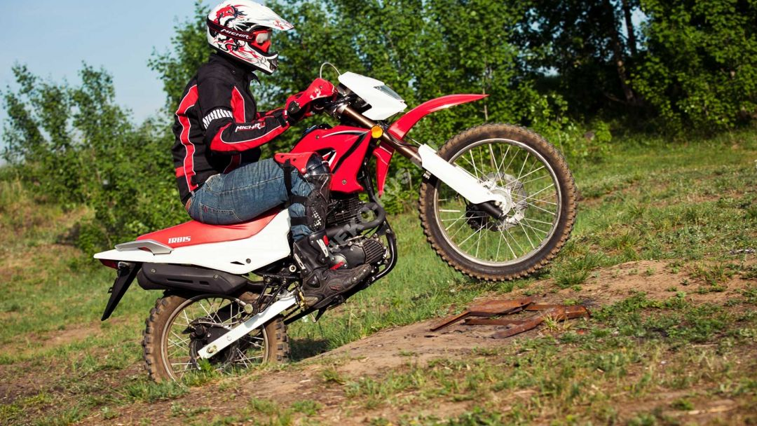 Катание на мотоцикле или питбайке - фото 5