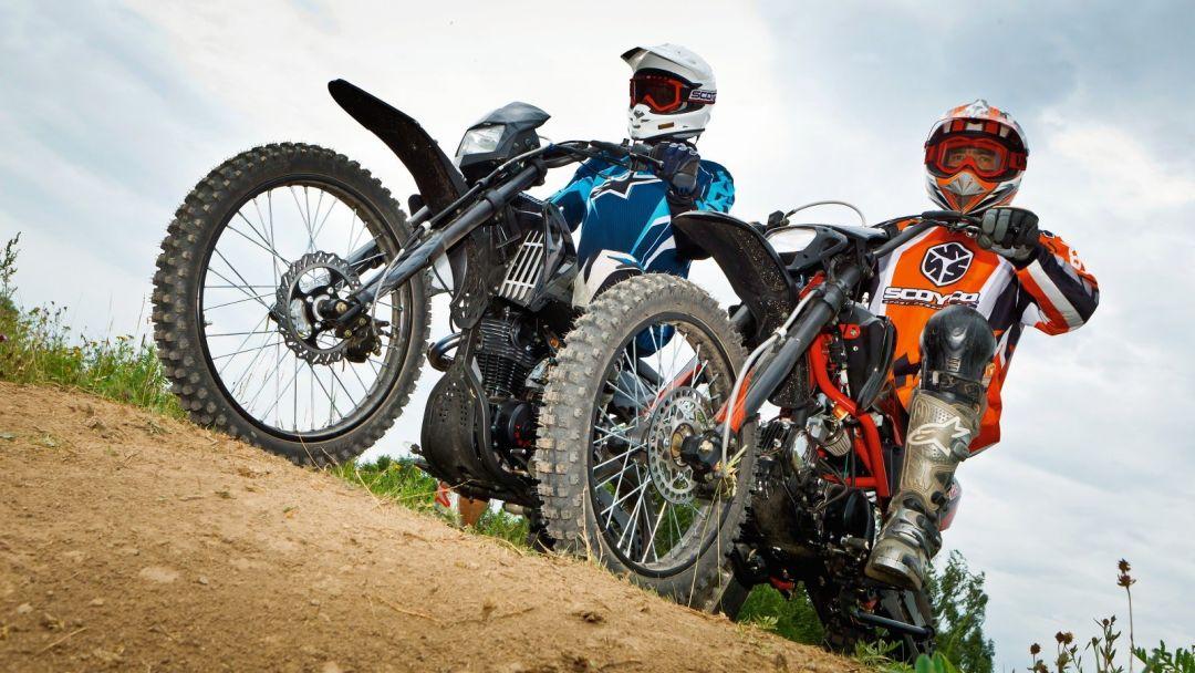 Катание на мотоцикле или питбайке - фото 3