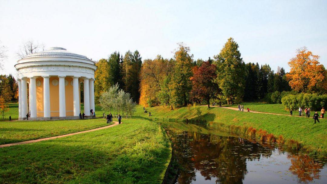Обзорная экскурсия по Павловску - фото 5