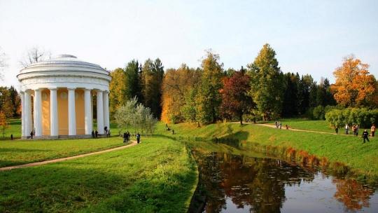 Обзорная экскурсия по Павловску - фото 3