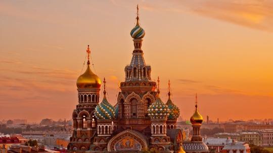 Экскурсия Русский музей, храм «Спаса на Крови» и автобусная обзорная экскурсия
