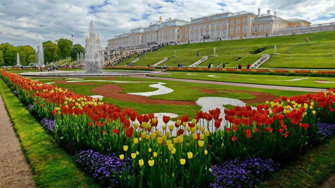 Фонтанный водопровод Петергофа: Велопрогулка - фото 2