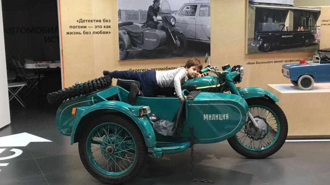 Музей автоисторий - фото 2