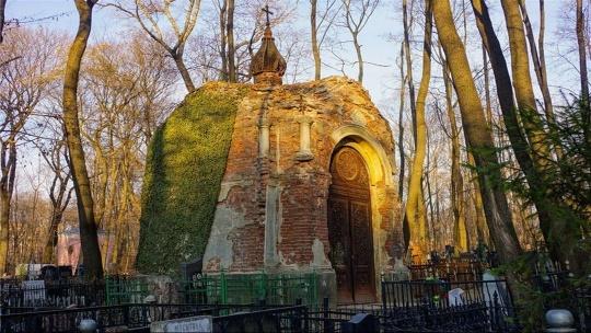Экскурсия Экскурсия по Введенскому кладбищу по Москве